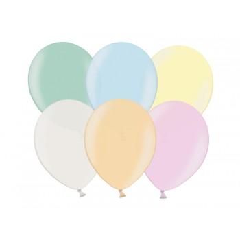 Balony Metaliczne 35cm - 25szt