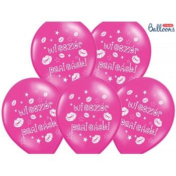 Balony 30cm Wieczór Panieński