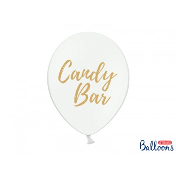 Balony 30cm Candy Bar - 6szt