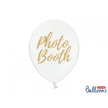 Balony 30cm Photo Both - 6szt