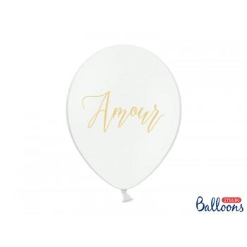 Balony 30cm Amour - 6szt