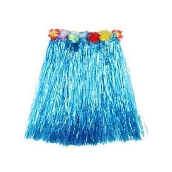 Spódnica Hawajska 40cm Niebieska
