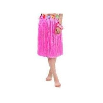 Spódnica hawajska 60cm RÓŻOWA