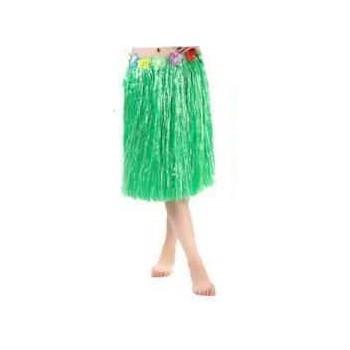 Spódnica hawajska 60cm ZIELONA