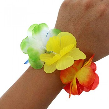 Bransoleta hawajska kwiaty