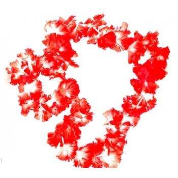 Naszyjnik hawajski jednokolorowy