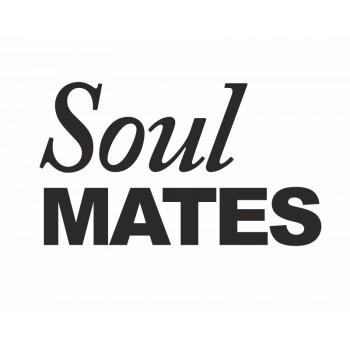 Naklejki na buty Soulmates - 2szt