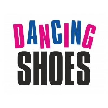Naklejki na buty Dancing Shoes - 2szt