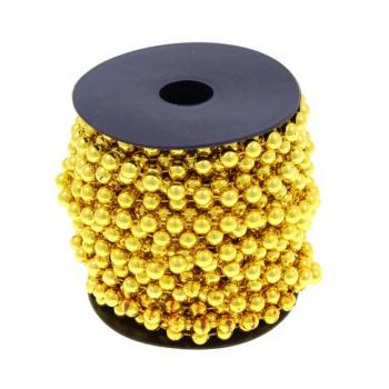 Łańcuch Koraliki dekoracyjne 10m
