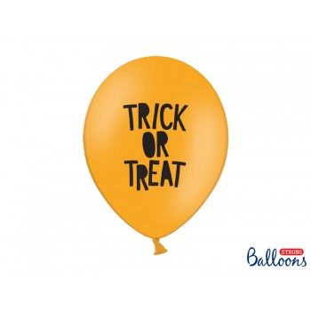Balony 50szt Trick or Treat