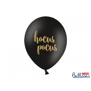 Balony 6szt Hocus Pocus