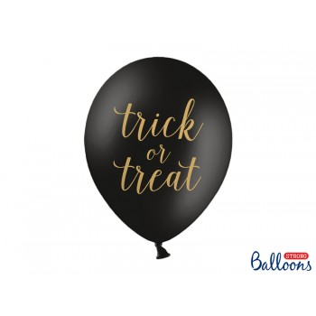 Balony 6szt Trick or Treat