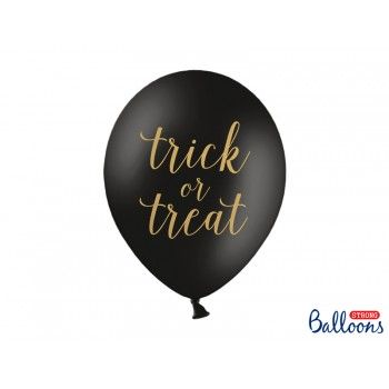 Balony 6szt Trick or Treat