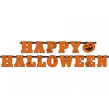 Baner Happy Halloween 13 x 210cm