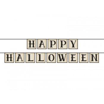 Baner Happy Halloween 14 x 210cm