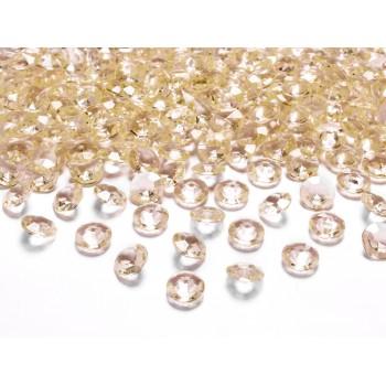 Diamentowe konfetti 12mm