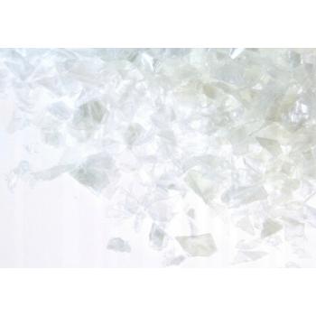 Sztuczny śnieg Folia szarpana - sypki 50g