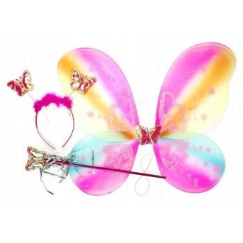 Strój Motylka Tęczowy