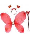 Zestaw motylka - różne wzory i kolory