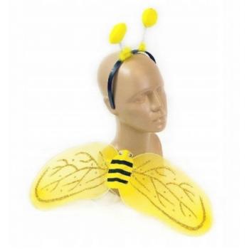 Strój Pszczółki - SKRZYDEŁKA, CZUŁKA