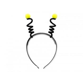 Opaska Pszczółka z czułkami