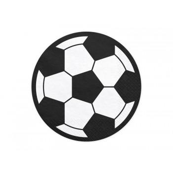 Serwetki Piłka 20szt