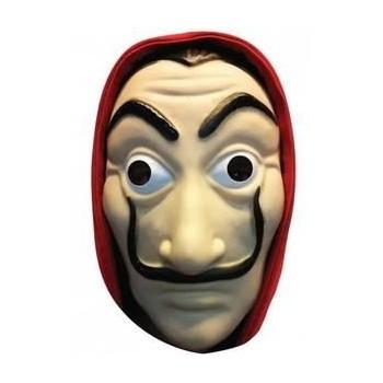 Maska Salvador Dali z filmu Dom z papieru