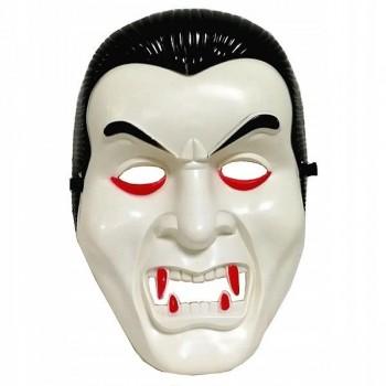 Maska Dracula drakula wampir halloween