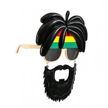 Okulary rastaman reggae Marley