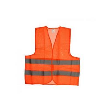 Kamizelka odblaskowa ostrzegawcza pomarańczowa