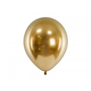 Balon Glossy 50szt chrom metaliczny