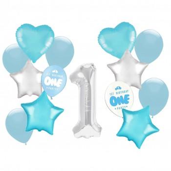 Zestaw balonów na ROCZEK dla chłopca