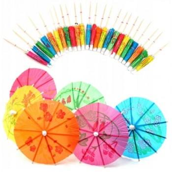 Parasolki do drinków 12szt pikery