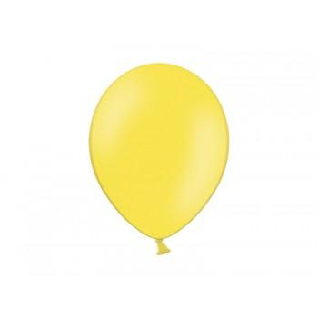 Balony 100szt Pastel Yellow 23cm żółte