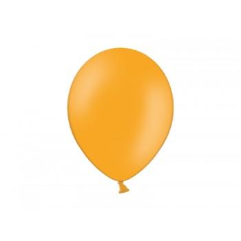 Balony 100szt Pastel Orange 23cm pomarańczowe