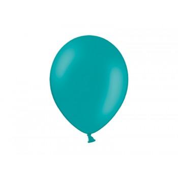 Balony 100szt Pastel Turquoise 23cm turkusowe