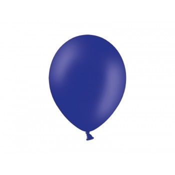 Balony 100szt Pastel Night Blue 23cm granatowe
