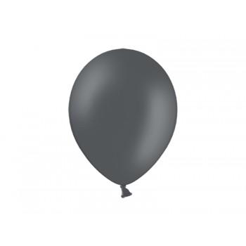 Balony 100szt Pastel Wild Pigeon 23cm szare gołąbkowe ciemne