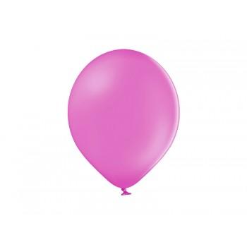 Balony 100szt Pastel Cyclamen Rose 23cm różowy mocny