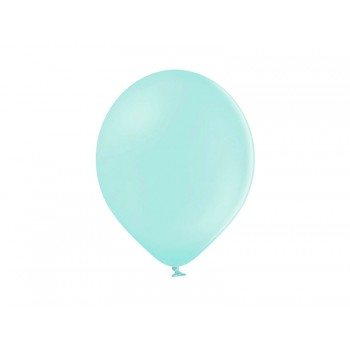 Balony 100szt Pastel Light Green 23cm