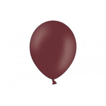 Balony 100szt Pastel Prune 23cm śliwkowe suszona śliwka
