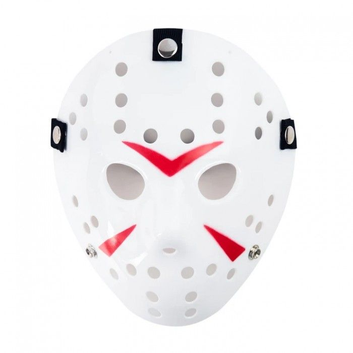 Maska PIĄTEK 13 JASON VOORHEES FREDDY na Halloween