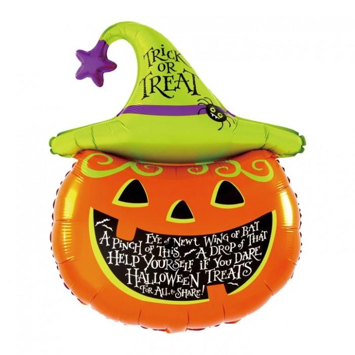 Balon DYNIA na Halloween 91cm
