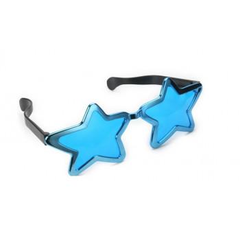 Okulary Gwiazdy duże mix