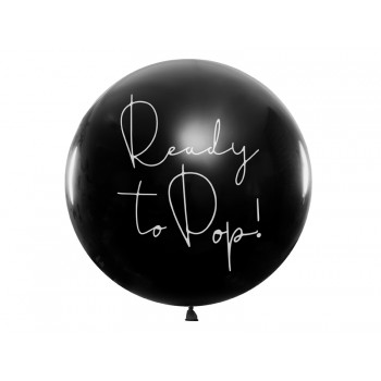 Balon 'Ready to Pop' - Dziewczynka 1m