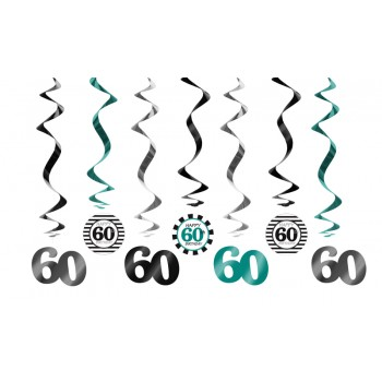 Świderki 60 urodziny - 60cm