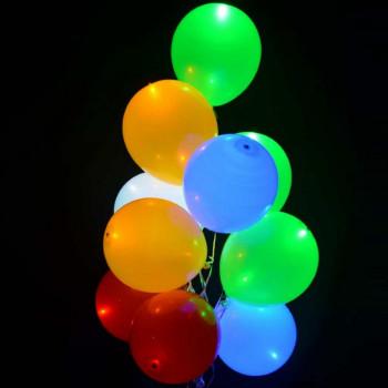 Balon led Świecący kolory wysyłane losowo